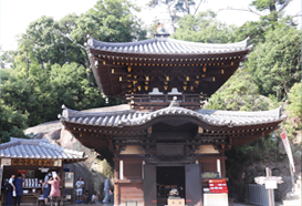 宮島のお寺