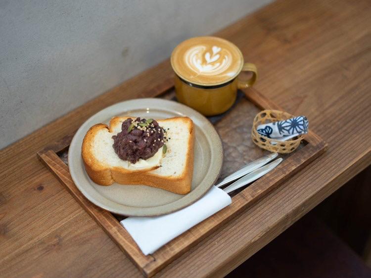 akicafeのあんバター!